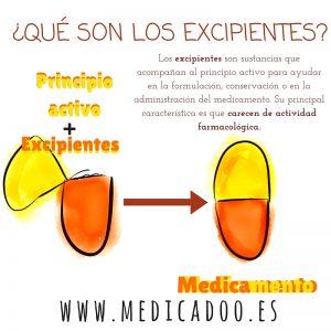 excipientes